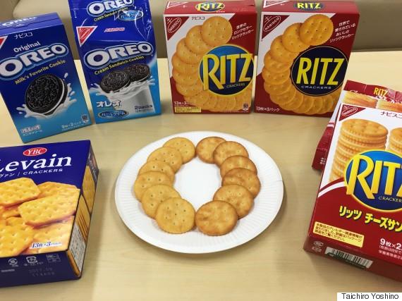 新旧「リッツ」「オレオ」がっつり食べ比べ 変わったのは味だけじゃなかった!