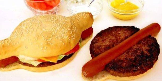 Les adeptes de hot dog et hambugers n'auront plus besoin de choisir!