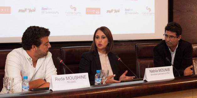 """Nabila Mounib: """"L'actuel gouvernement a mené des anti-réformes"""""""
