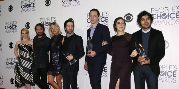 """""""The Big Bang Theory""""-Stars gehören zu den reichsten Schauspielern der USA"""