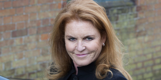 Sarah Ferguson vermisst Lady Diana