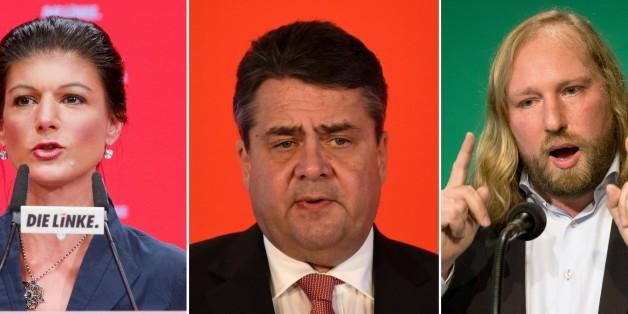 Rot-Rot-Grün rückt näher: 100 Funktionäre und Abgeordnete treffen sich zu Gesprächen