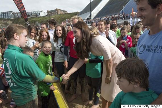duchess of cambridge mental health