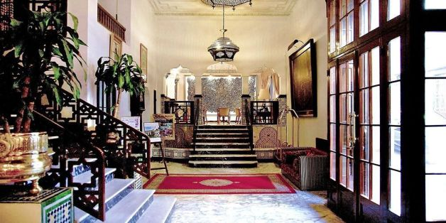 Dans la tourmente, l'hôtel El Minzah de Tanger nomme un nouveau directeur