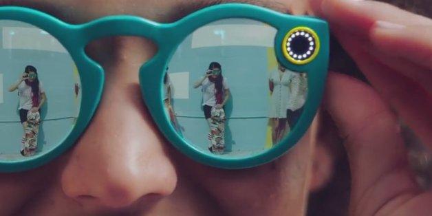 """Snapchat lance ses lunettes """"Spectacles"""", son premier produit physique"""