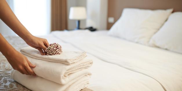 Gast stellt eine absolut dämliche Forderung ans Hotel - und bekommt, was er verdient