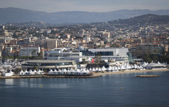 cannes general view