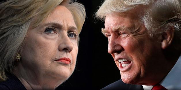 La préparation titanesque de Clinton pour affronter Trump au 1er débat de la présidentielle