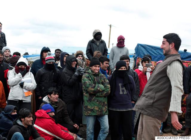calais refugees