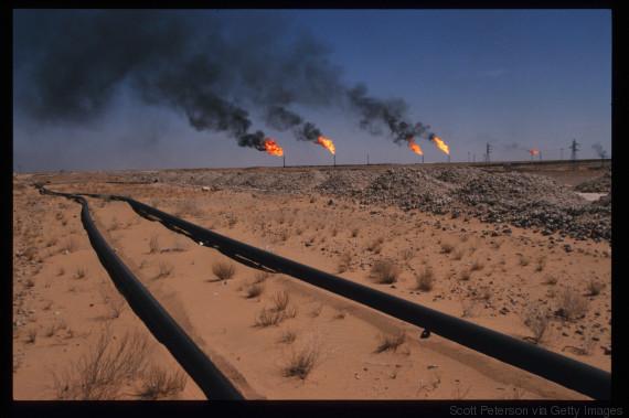 oil fields algeria