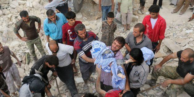 """100 000 Kinder in Aleppo vom Verdursten bedroht: """"Die Lage ist katastrophal"""""""