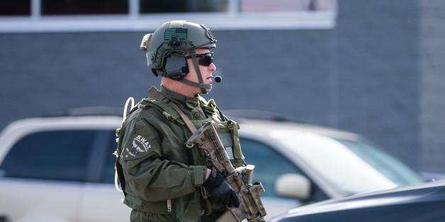 Schüsse in Einkaufszentrum in Houston - mehrere Verletzte