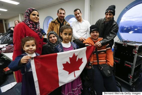 canada syria