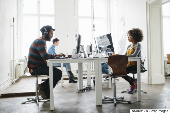millennials office