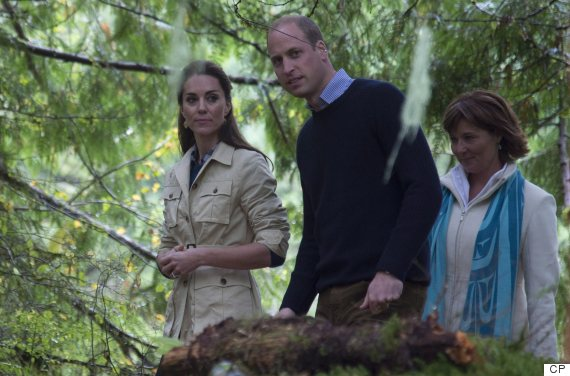 royal tour bc