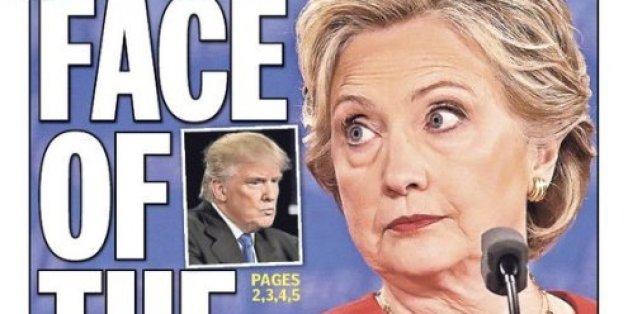 TV-Duell Trump gegen Clinton: Das sind die Reaktionen