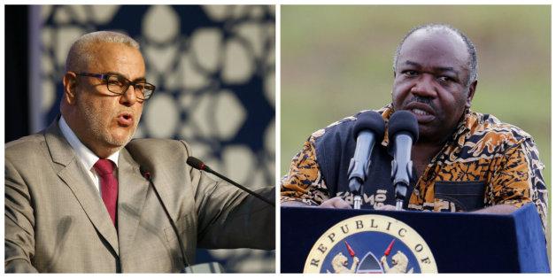 Abdelilah Bekirane représente le roi à la cérémonie d'investiture du président gabonais
