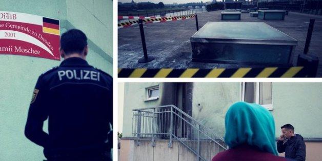 Sprengstoffanschläge versetzen Dresden in Krisenmodus