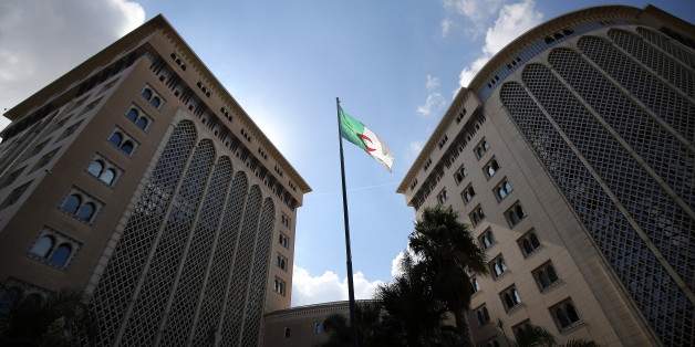 The Energy Minister Headquarters in Algiers, Algeria, on 25 September 2016, where will be held from 26-28 September 2016 the 15th International Energy Forum (IEF 15). (Photo by Billal Bensalem/NurPhoto via Getty Images)