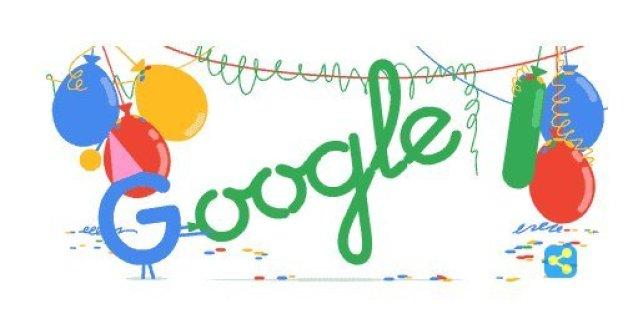 Die Suchmaschine Google wird heute 18 Jahre alt