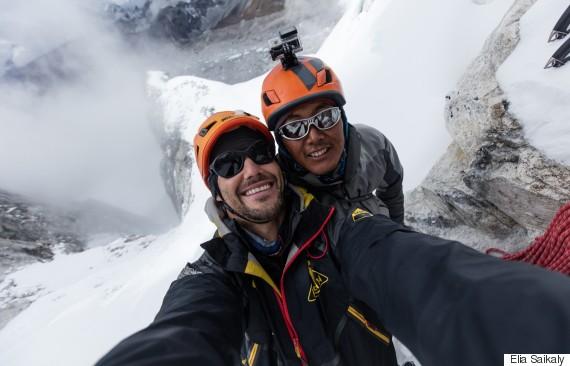 himalayan climbers