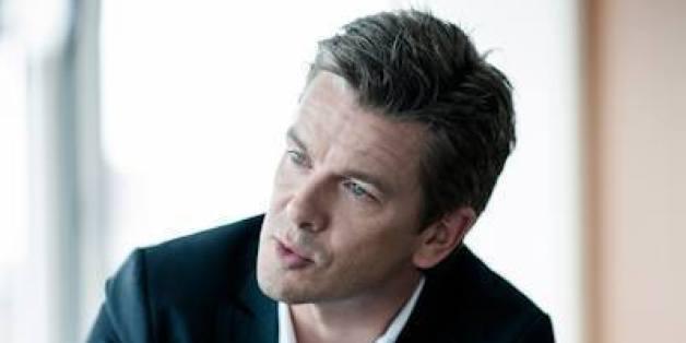 Der Moderator Markus Lanz