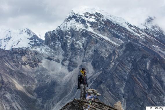 himalaya peak