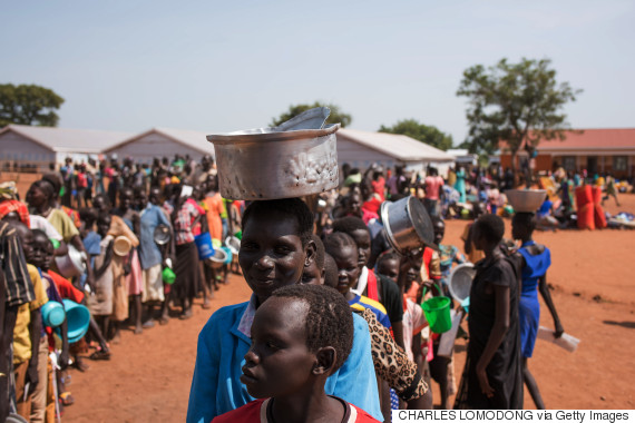 adjumani refugee