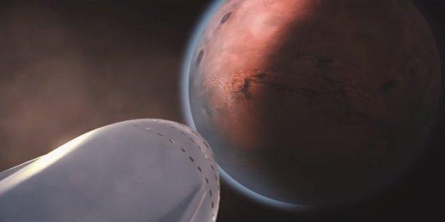 Le plan fou d'Elon Musk pour installer 1 million de personnes sur Mars d'ici 100 ans