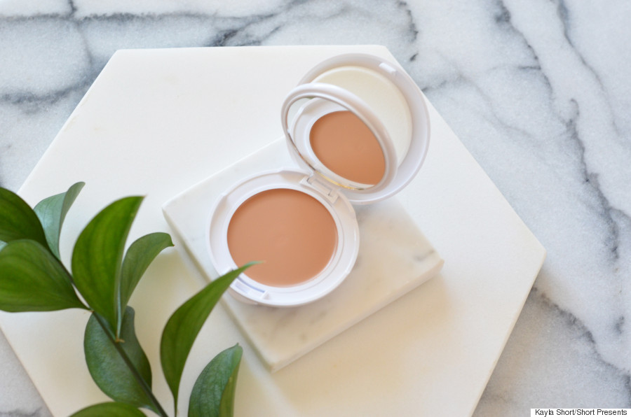 avène high protection tinted compact