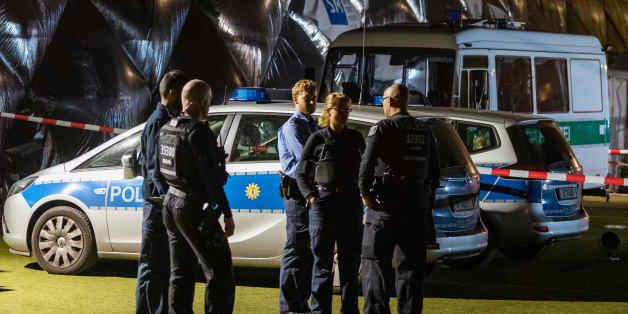 In dieser Unterkunft in Berlin erschoss die Polizei einen Flüchtling