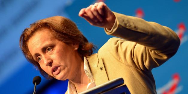 Die stellvertretende AfD-Vorsitzende Beatrix von Storch