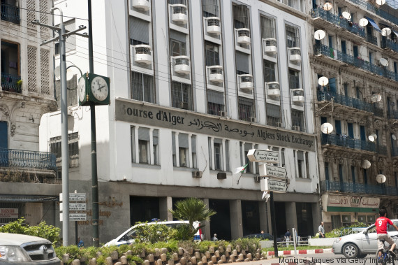 algerian stock market