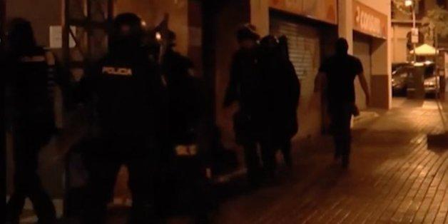 Arrestation de quatre Espagnols et d'un Marocain membres d'une cellule de Daech