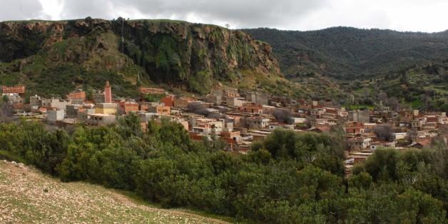 Oued Ifrane, près d'Azrou
