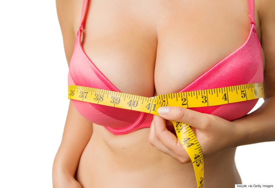 big bra measuring
