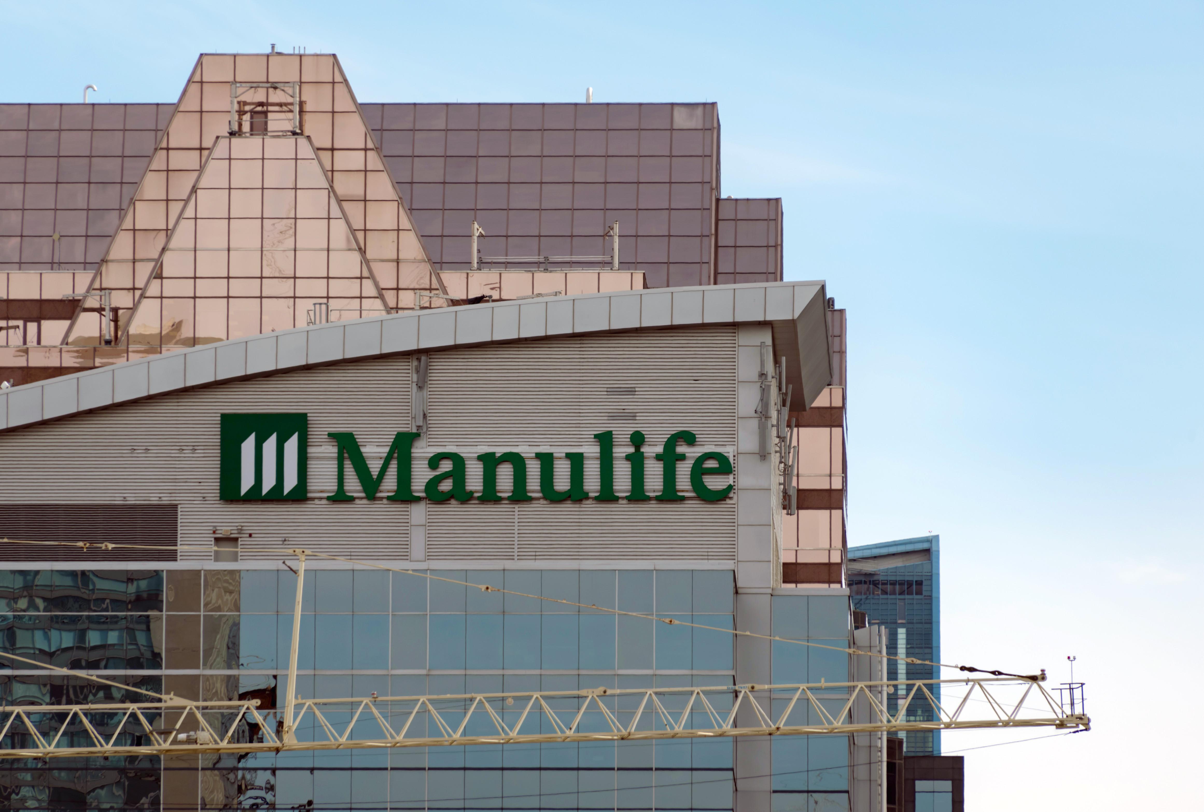 manulife financial building