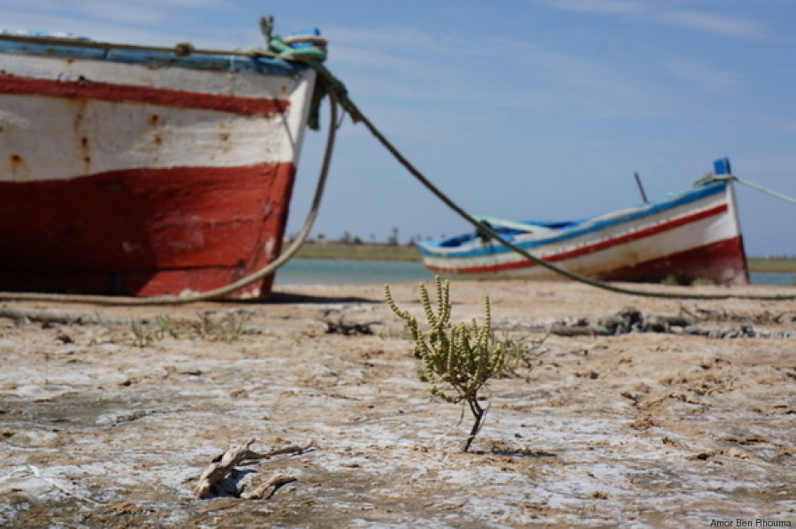 kerkennah tunisia bateau boat
