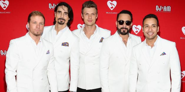 Das größte Mysterium rund um die Backstreet Boys ist endlich gelöst