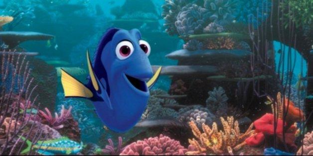 """""""Findet Dorie"""" - die Fortsetzung zu """"Findet Nemo"""" kommt am 29. September ins Kino"""
