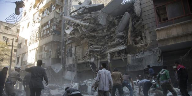 À Alep, la situation atteint un stade plus que critique
