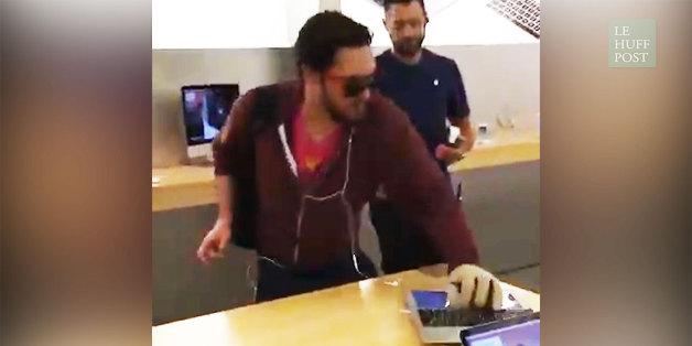 L'homme qui avait démoli l'Apple Store de Dijon à la boule de pétanque connaît sa peine