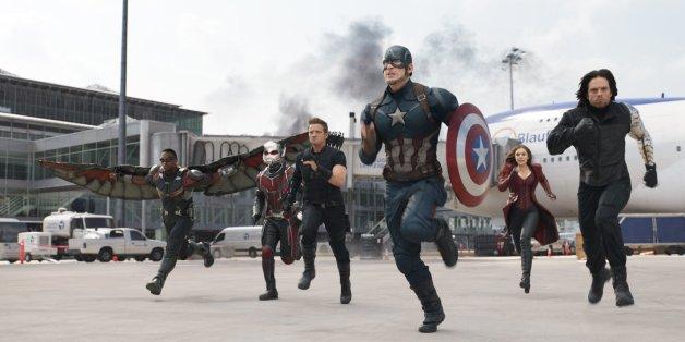 Captain America und Iron Man waren Verbündete - doch nun kämpfen sie gegeneinander