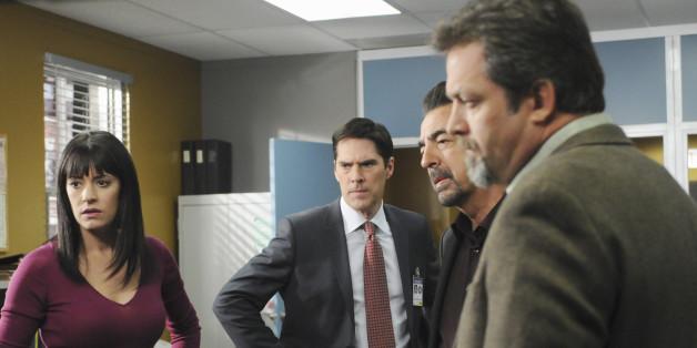 Wie denken Psychopathen und Massenmörder? Criminal Minds Staffel 12 ist neu auf Maxdome und zeigt die tiefen Abgründe unserer Gesellschaft