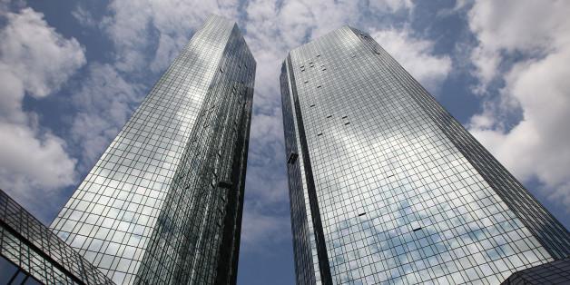 Le risque de faillite de la Deutsche Bank plombe les marchés