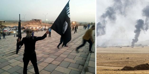 """Terrorexperte: """"Wenn das IS-Kalifat zusammenbricht, wird es erst recht gefährlich"""""""