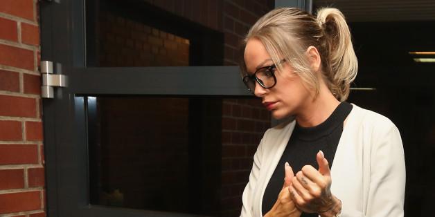 Gina-Lisa Lohfink wird auf Unterlassung verklagt.