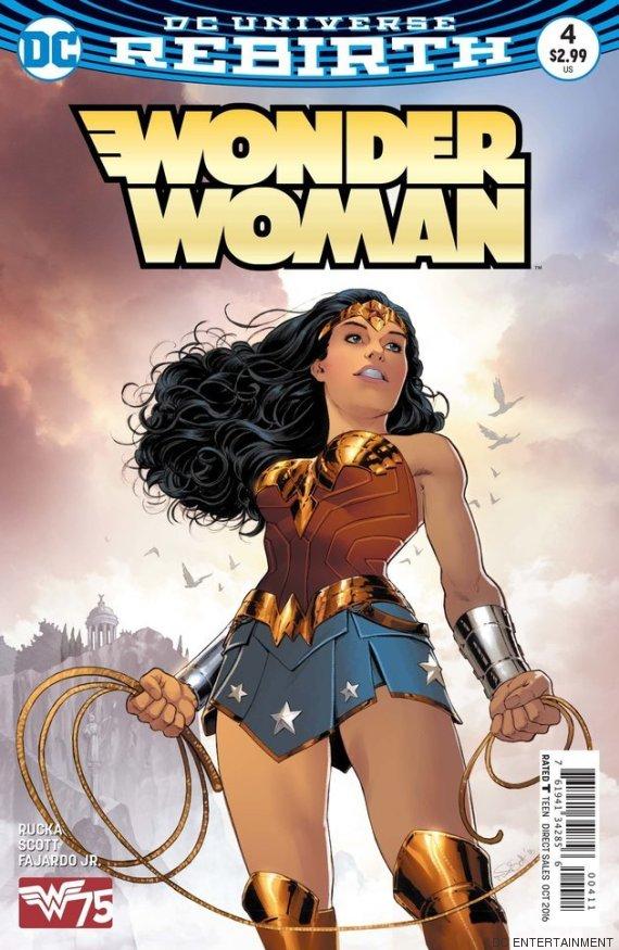 Wonder Woman Bisessuale Greg Rucka Svela La Sessualità Delleroina
