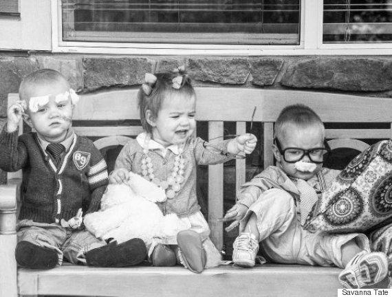 triplet costumes