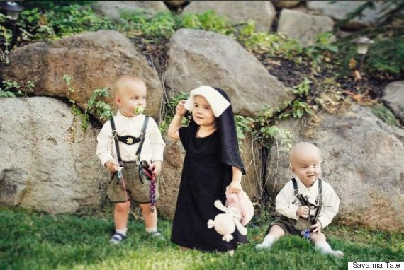 triplet costume